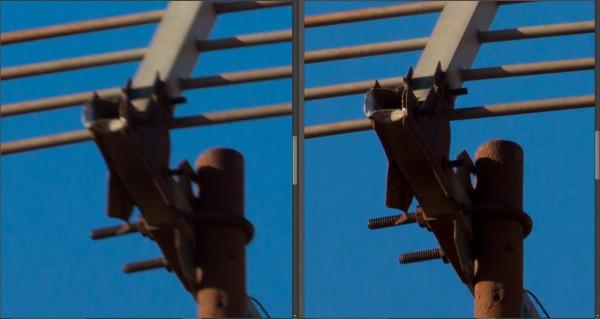 Fotos com a SonyA77 e objetiva 70-400mm G com e sem o filtro.
